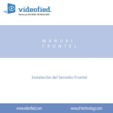 Manual del Servidor Frontel