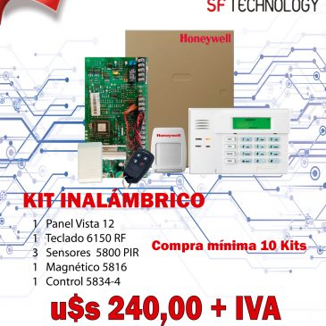 KIT INALÁMBRICO