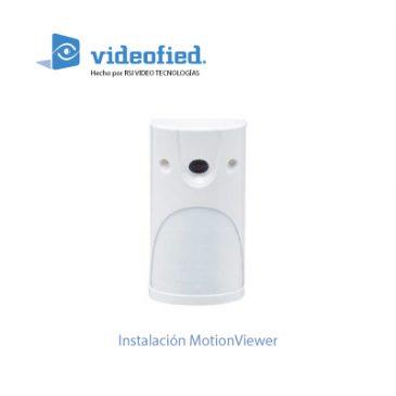 Instalación del MotionViewer IMV 200/601/702