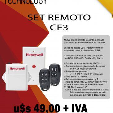 Set Remoto CE3