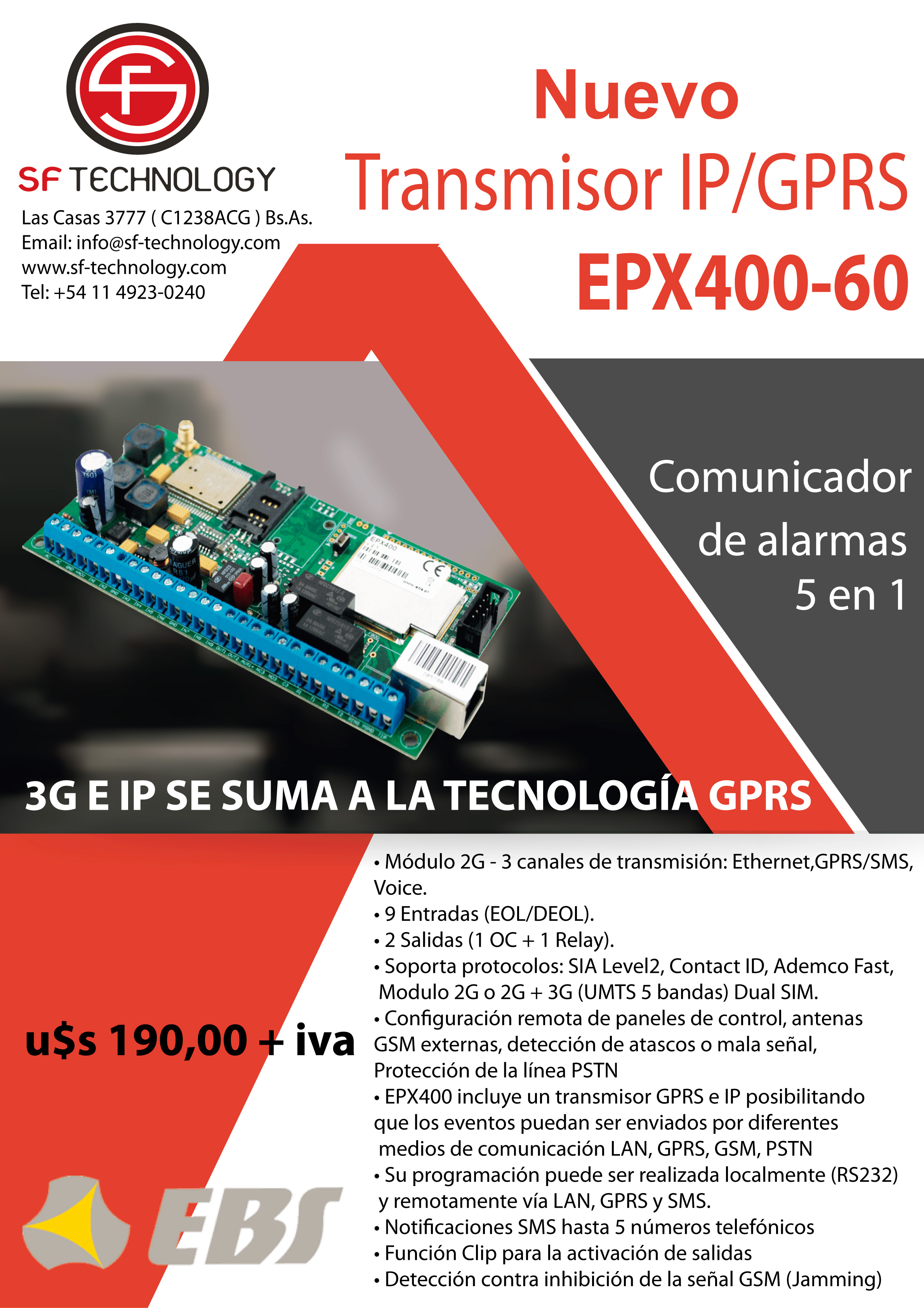 sf-epx-400