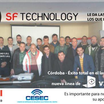 Éxito Total del lanzamiento de nuestra nueva linea VIDEOFIED – Córdoba
