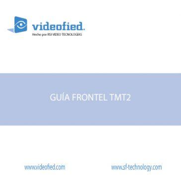 Guía FRONTEL TMT2
