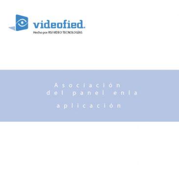 Asociación del Panel en la Aplicación
