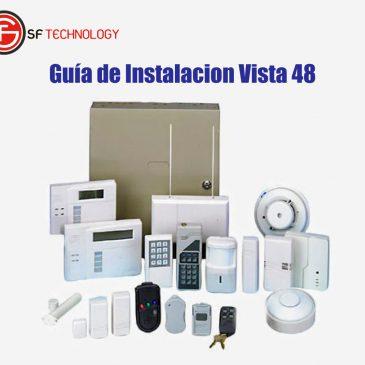 Guía Rápida de Programación Vista 48LA